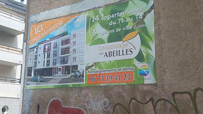 2 Abus Immobilier Ville De Tours Passage Des Abeilles